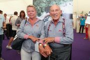 Sir Stirling Moss and Susie Moss Photos Photo
