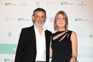 Enrico Lo Verso Arrivals at the David Di Donatello Awards Ceremony