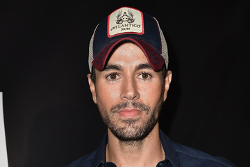 Enrique Iglesias Grand Opening Celebration Of TATEL Miami
