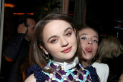 (L-R) Joey King and Sydney Sweeney are seen as Entertainment Weekly Celebrates Screen Actors Guild Award Nominees at Chateau Marmont on January 18, 2020 in Los Angeles, California.