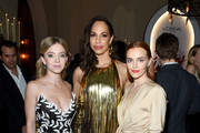 (L-R) Sydney Sweeney, Amanda Brugel, and Madeline Brewer attend Entertainment Weekly Celebrates Screen Actors Guild Award Nominees sponsored by L'Oreal Paris, Cadillac, And PopSockets at Chateau Marmont on January 26, 2019 in Los Angeles, California.