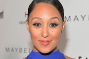 Tamera Mowry attends Entertainment Weekly's Screen Actors Guild Award Nominees Celebration sponsored by Maybelline New York at Chateau Marmont on January 20, 2018 in Los Angeles, California.
