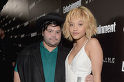 Harvey Guillen and Kiersey Clemons Photos Photo