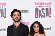 (L-R) Hale Appleman and Summer Bishil attend Entertainment Weekly's Comic-Con Bash held at FLOAT, Hard Rock Hotel San Diego on July 21, 2018 in San Diego, California sponsored by HBO