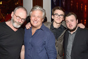 Isaac Hempstead Wright and John Bradley Photos Photo