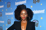 Teyonah Parris attends Entertainment Weekly's Comic-Con Bash held at FLOAT, Hard Rock Hotel San Diego on July 20, 2019 in San Diego, California sponsored by HBO.