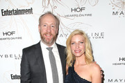 Matt Walsh and Morgan Walsh attend Entertainment Weekly's Screen Actors Guild Award Nominees Celebration sponsored by Maybelline New York at Chateau Marmont on January 20, 2018 in Los Angeles, California.
