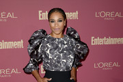 Kelly McCreary attends the 2019 Pre-Emmy Party hosted by Entertainment Weekly and L'Oreal Paris at Sunset Tower Hotel in Los Angeles on Friday, September 20, 2019.