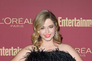 Sasha Pieterse attends the 2019 Pre-Emmy Party hosted by Entertainment Weekly and L'Oreal Paris at Sunset Tower Hotel in Los Angeles on Friday, September 20, 2019.