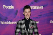 Nolan Gould of Modern Family attends the Entertainment Weekly & PEOPLE New York Upfronts Party on May 13, 2019 in New York City.