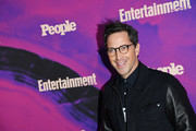 Dan Bucatinsky attends the Entertainment Weekly & PEOPLE New York Upfronts Party on May 13, 2019 in New York City.