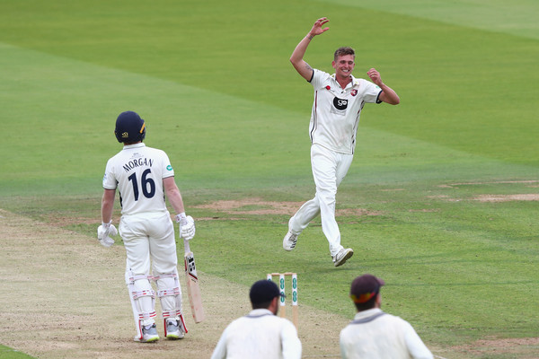 Middlesex v Kent - Specsavers County Championship: Division Two