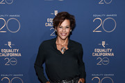 Alexandra Billings arrives at the Equality California Los Angeles Equality Awards 20th Anniversary event at JW Marriott Los Angeles at L.A. LIVE on September 28, 2019 in Los Angeles, California.