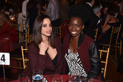 """Actress Dascha Polanco and  Actress Adepero Oduye attend as Equality Now celebrates 25th Anniversary at """"Make Equality Reality"""" Gala at Gotham Hall on October 30, 2017 in New York City."""