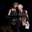 Margaret Atwood and Yasmeen Hassan Photos