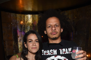 Eric Andre Abbi Jacobson New York Premiere of Sony's 'Rough Night' After Party