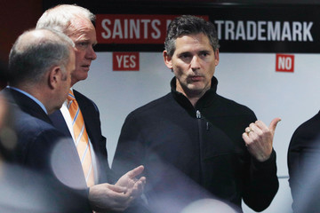 Eric Bana Nick Riewoldt Press Conference