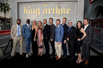 Eric Bana Premiere of Warner Bros. Pictures' 'King Arthur: Legend of the Sword' - Red Carpet