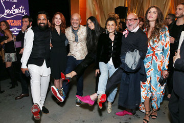 Eric Buterbaugh Christian Louboutin and Sabyasachi Unveil Capsule Collection at Just One Eye