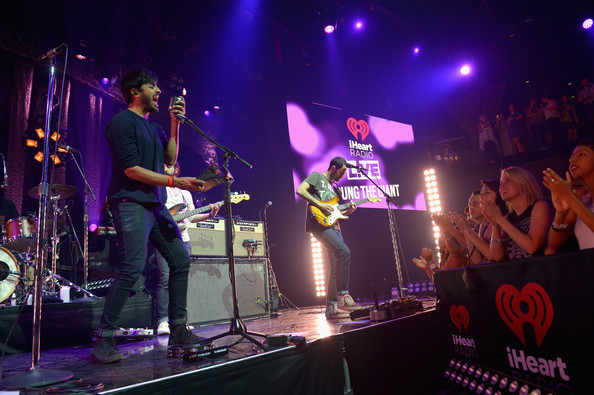 Young the Giant for iHeartRadio Live
