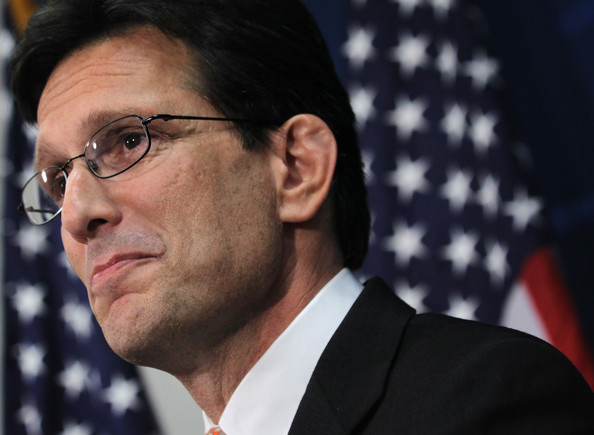 Eric Cantor Holds Press Conference []