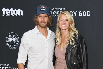 Eric Christian Olsen Teton Gravity Research's 'Andy Iron's Kissed By God' World Premiere