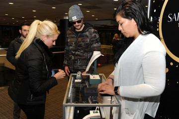 Eric Church 60th Annual GRAMMY Awards - GRAMMY Gift Lounge - Day 2