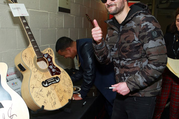 Eric Church 60th Annual GRAMMY Awards - GRAMMY Charities Signings - Day 2