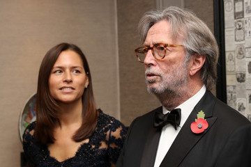 Eric Clapton The Duke Of Cambridge Attends The London's Air Ambulance Charity Gala