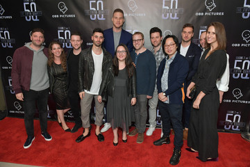 Eric Cohen Premiere of OBB Pictures and go90's 'The 5th Quarter' - Arrivals