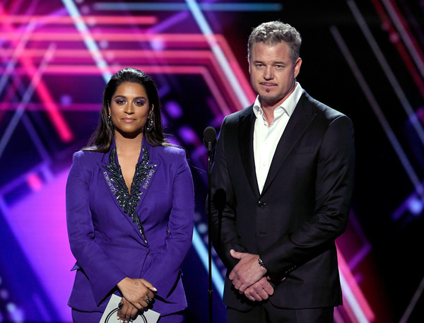 The 2019 ESPYs - Show [event,performance,music artist,suit,formal wear,award ceremony,talent show,tuxedo,performing arts,eric dane,singh,l-r,california,los angeles,microsoft theater,espys - show]