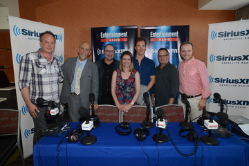 Eric Darnell SiriusXM's Entertainment Weekly Radio Channel Broadcasts From Comic-Con 2014