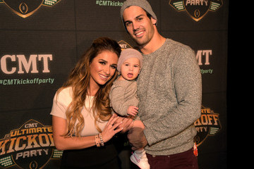 Eric Decker CMT Ultimate Kickoff Party