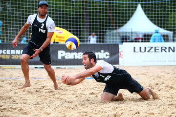Eric Haddock FIVB Lucerne Open - Day 4
