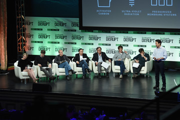 Eric Hippeau TechCrunch Disrupt NY 2015 - Day 3