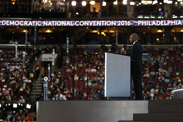 Eric Holder Democratic National Convention: Day Two