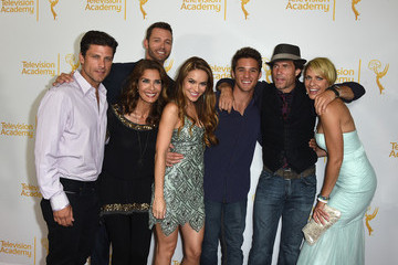 Eric Martsolf Greg Vaughan Television Academy's Daytime Programming Peer Group's 41st Annual Daytime Emmy Nominees Celebration - Arrivals