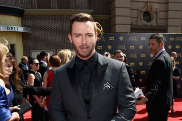 Eric Martsolf The 42nd Annual Daytime Emmy Awards - Red Carpet