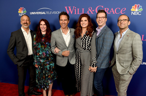 NBC's 'Will & Grace' FYC Event - Arrivals