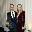 Eric McCormack 28th Annual Elton John AIDS Foundation Academy Awards Viewing Party Sponsored By IMDb, Neuro Drinks And Walmart - Inside