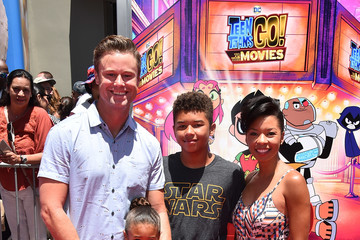 Eric Nenninger Los Angeles Premiere Of Warner Bros. Animations' 'Teen Titans Go! To The Movies' - Arrivals