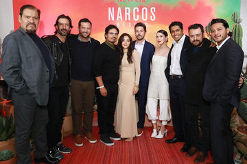 Eric Newman Netflix'Narcos' CocktailParty