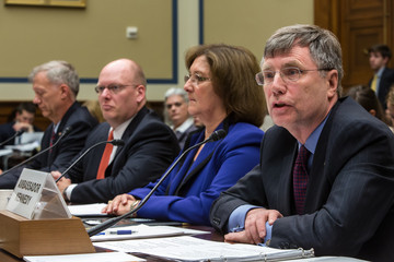 Eric Nordstrom House Holds Special Hearing On Security Failures In Consulate Attack In Benghazi