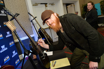Eric Paslay 53rd Academy Of Country Music Awards Cumulus/Westwood One Radio Remotes - Day 1
