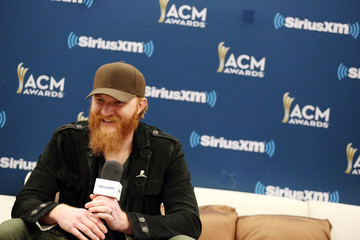 Eric Paslay SiriusXM's The Highway Channel Broadcasts Backstage Leading Up To The Academy of Country Music Awards