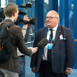 Eric Pickles The Conservative Party Conference 2016 - Day Two