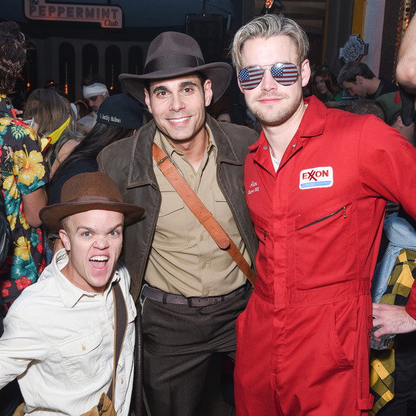 Podwall Entertainment's 9th Annual Halloween Party Presented By Makers Mark