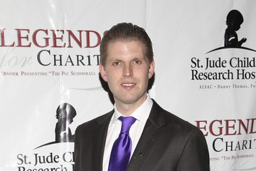 Eric Trump Guests at the Legends for Charity Dinner