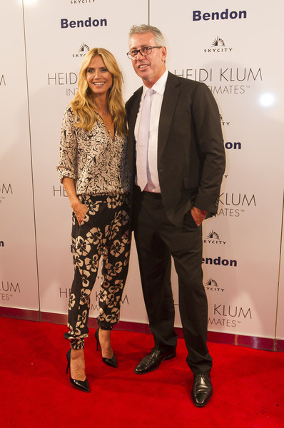 Eric Watson Photos Photos - VIP Auckland Launch of Heidi Klum