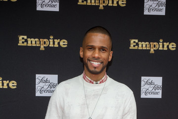 Eric West Saks Fifth Avenue Empire Fashion Week Event